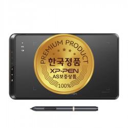 """[한국정품]""""XP-Pen Star05 무선 2.4G 그래픽 디지털 태블릿"""" 6개의 터치감지 바로가기 단축키와 무충전 스타일러스펜이 지원되는 그래픽 디지털 태블릿"""